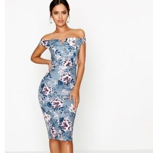 NWT ASOS | Off-the-Shoulder Dress